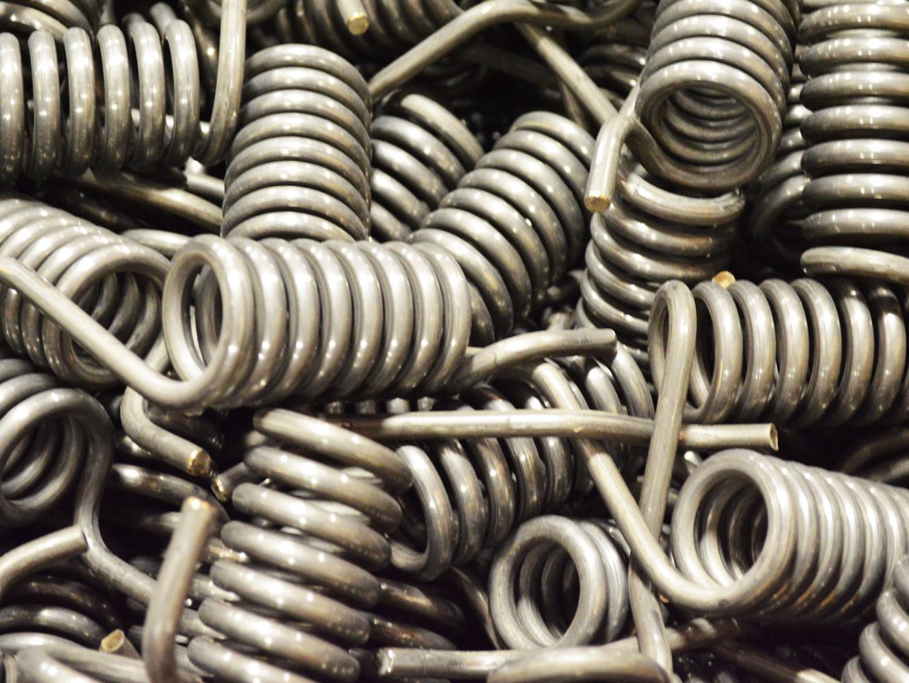 Steel Torsion Springs