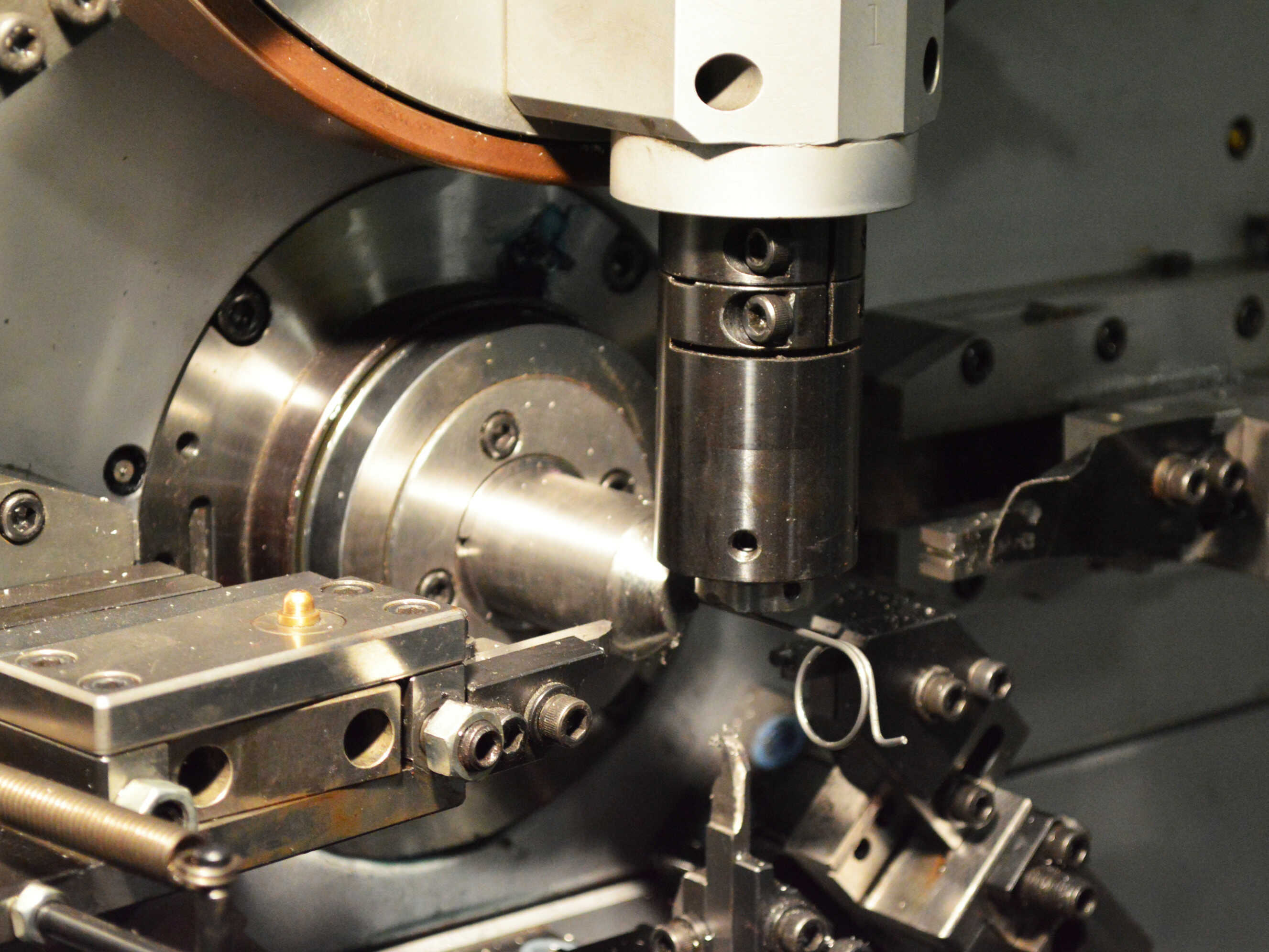 Torsion Spring Manufacturing Process