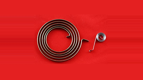 Spiral Wound Springs