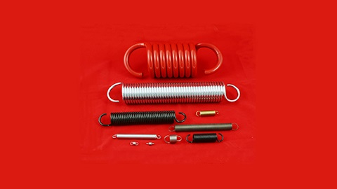 Variety of Tension Springs