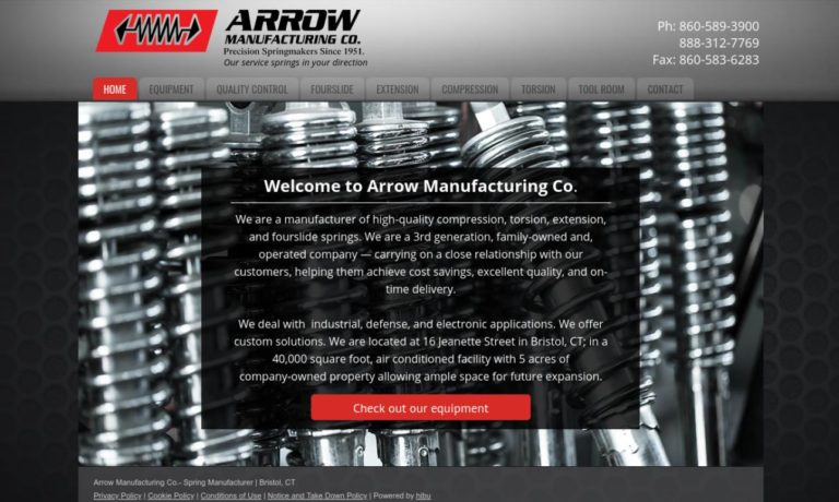 Arrow Manufacturing Co.