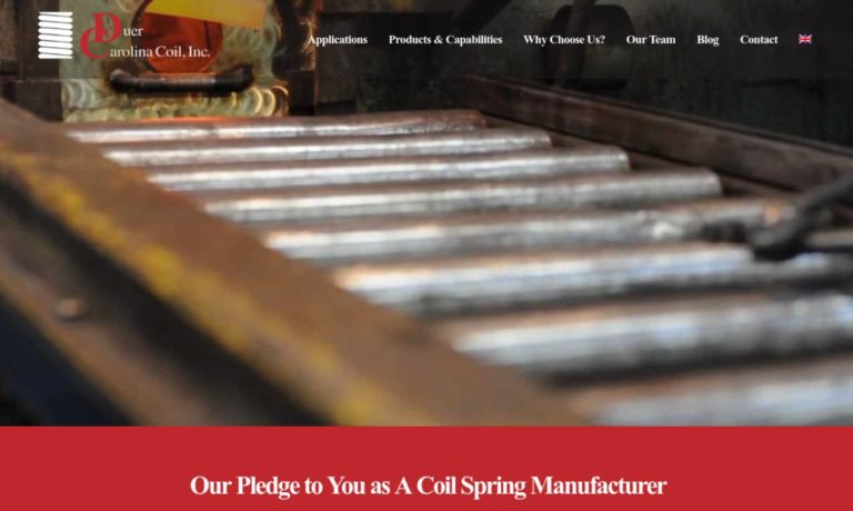 Duer/Carolina Coil, Inc.