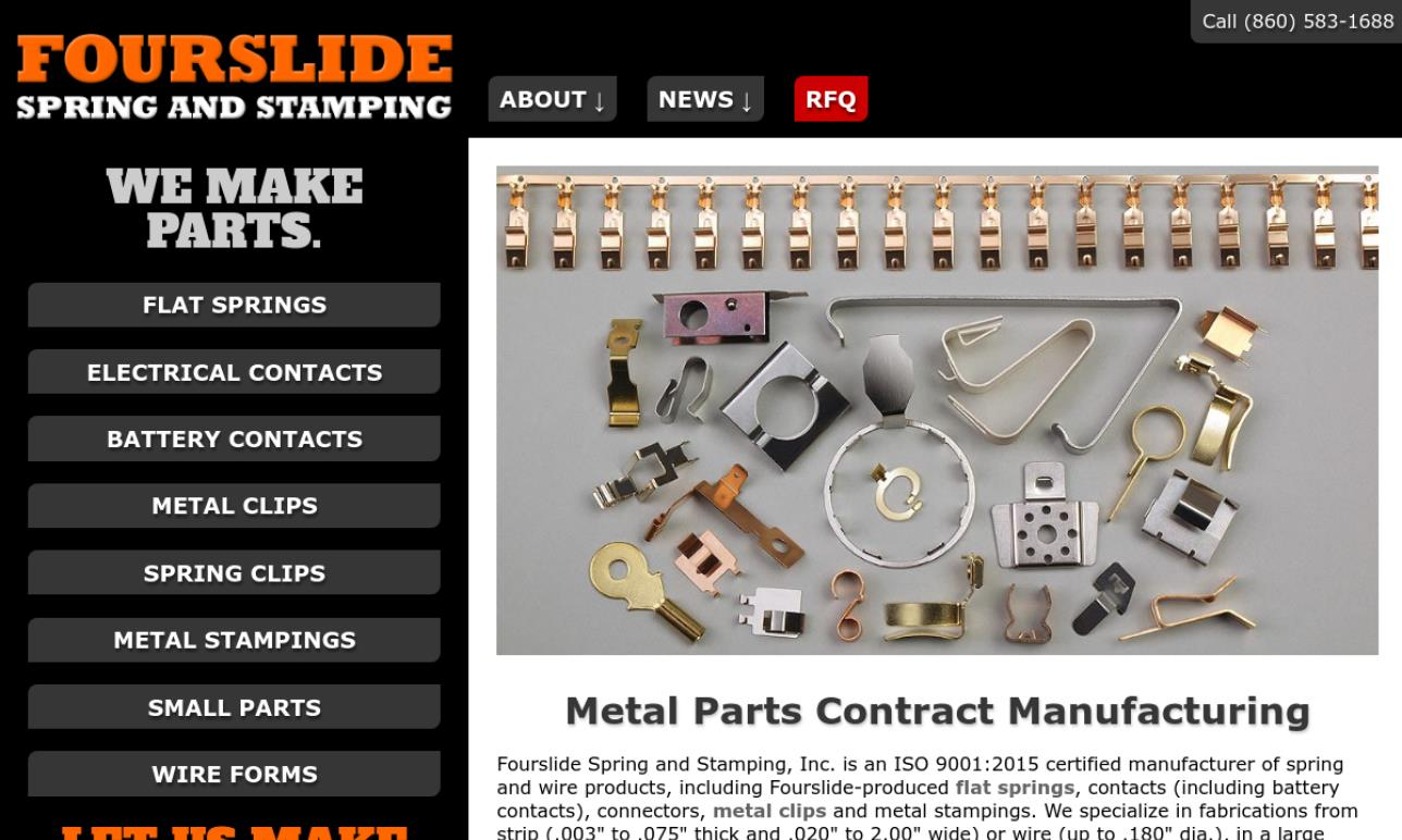 Fourslide Spring and Stamping, Inc.