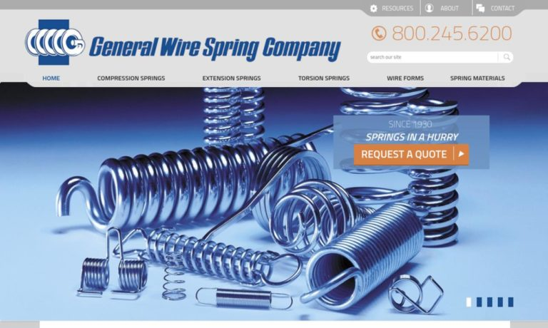 General Wire Spring Company