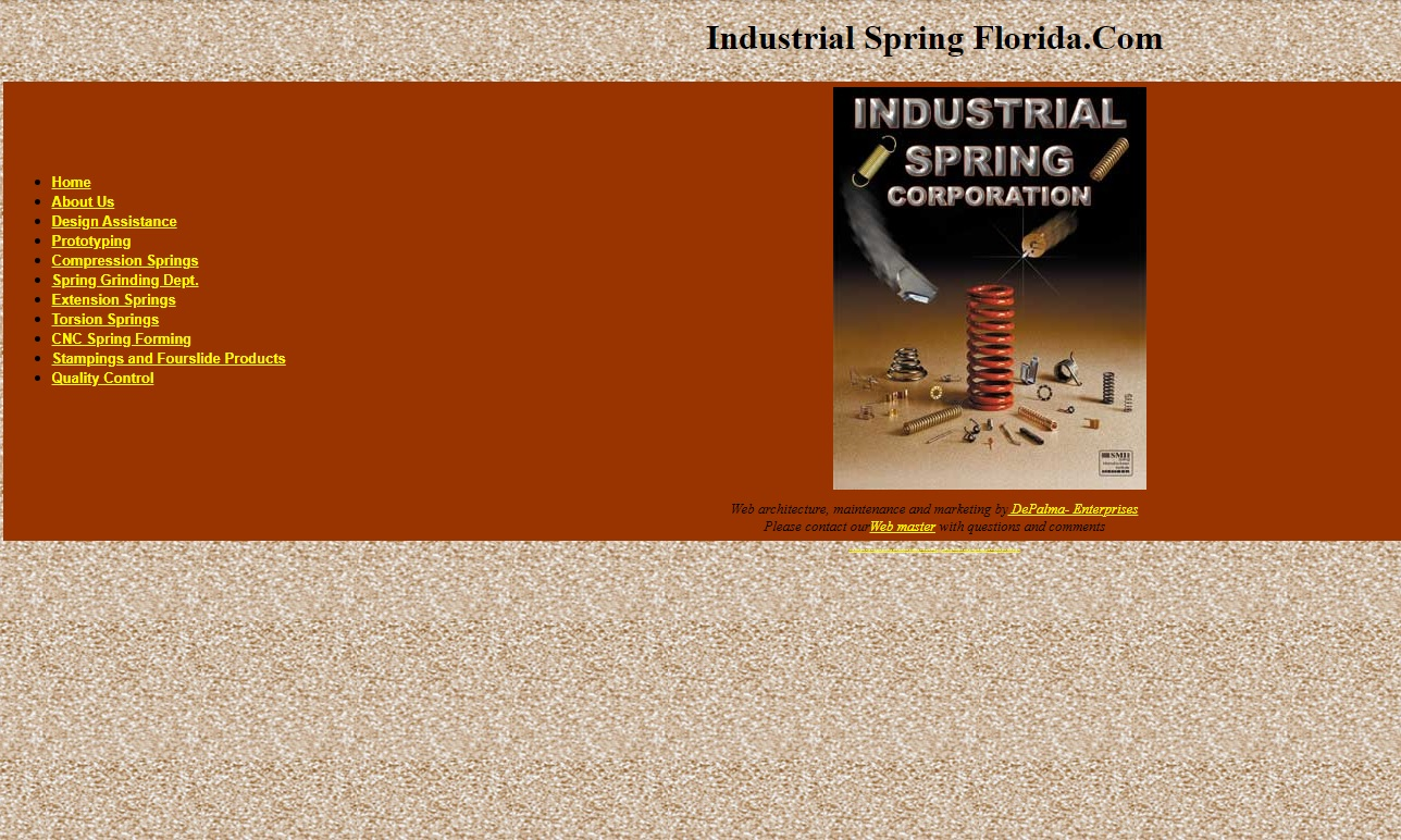 Industrial Spring Corporation of Florida