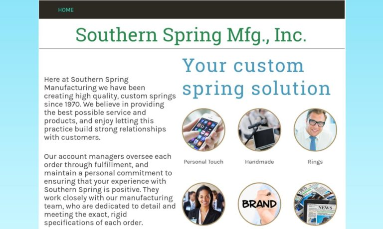Southern Spring Manufacturing, Inc.