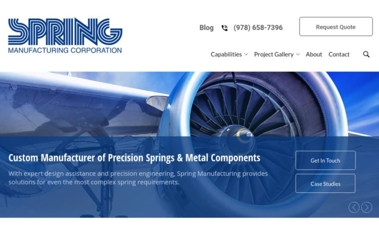 Spring Manufacturing Corporation