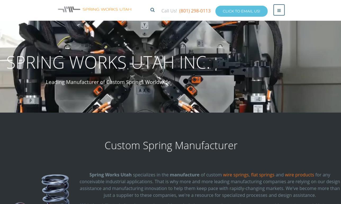 Spring Works Utah