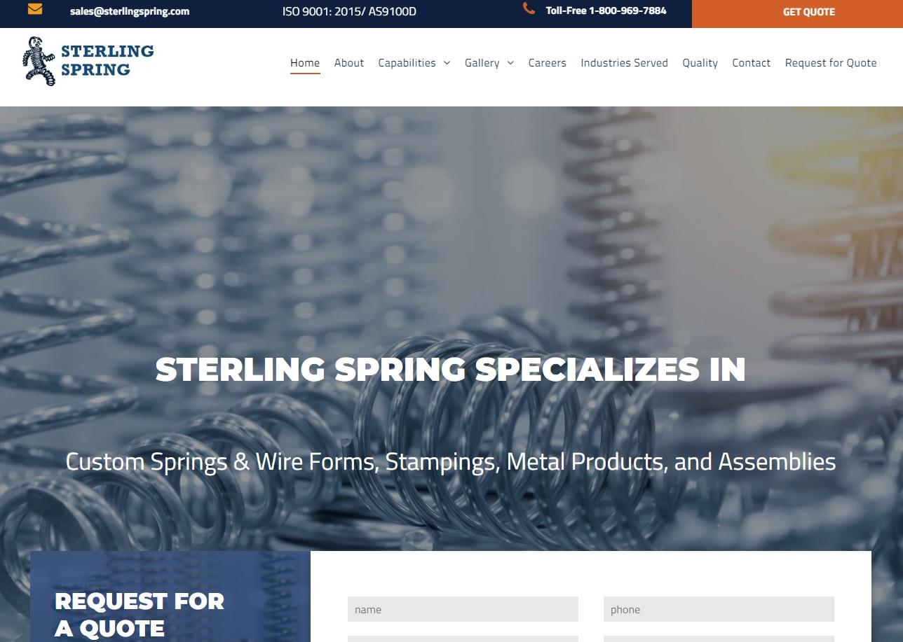 Sterling Spring Corp.