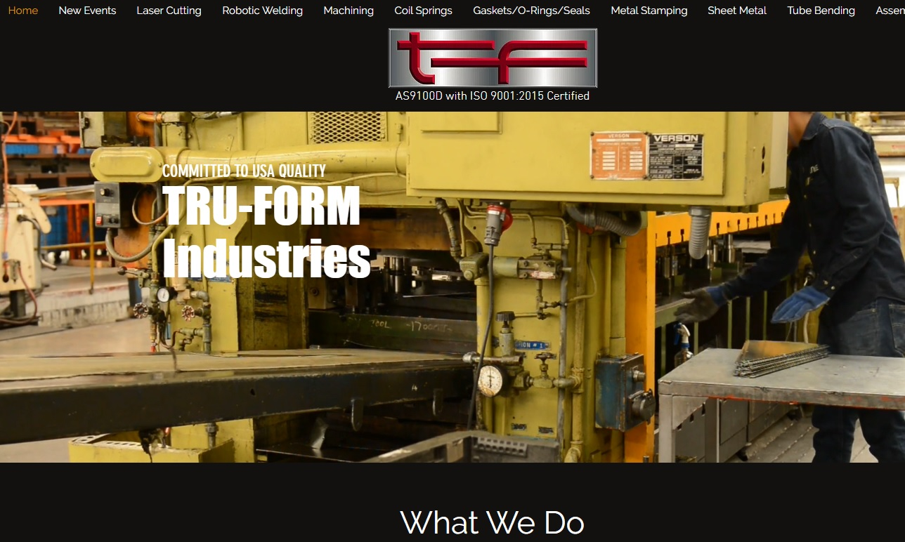 Tru-Form Tool & Manufacturing Industries