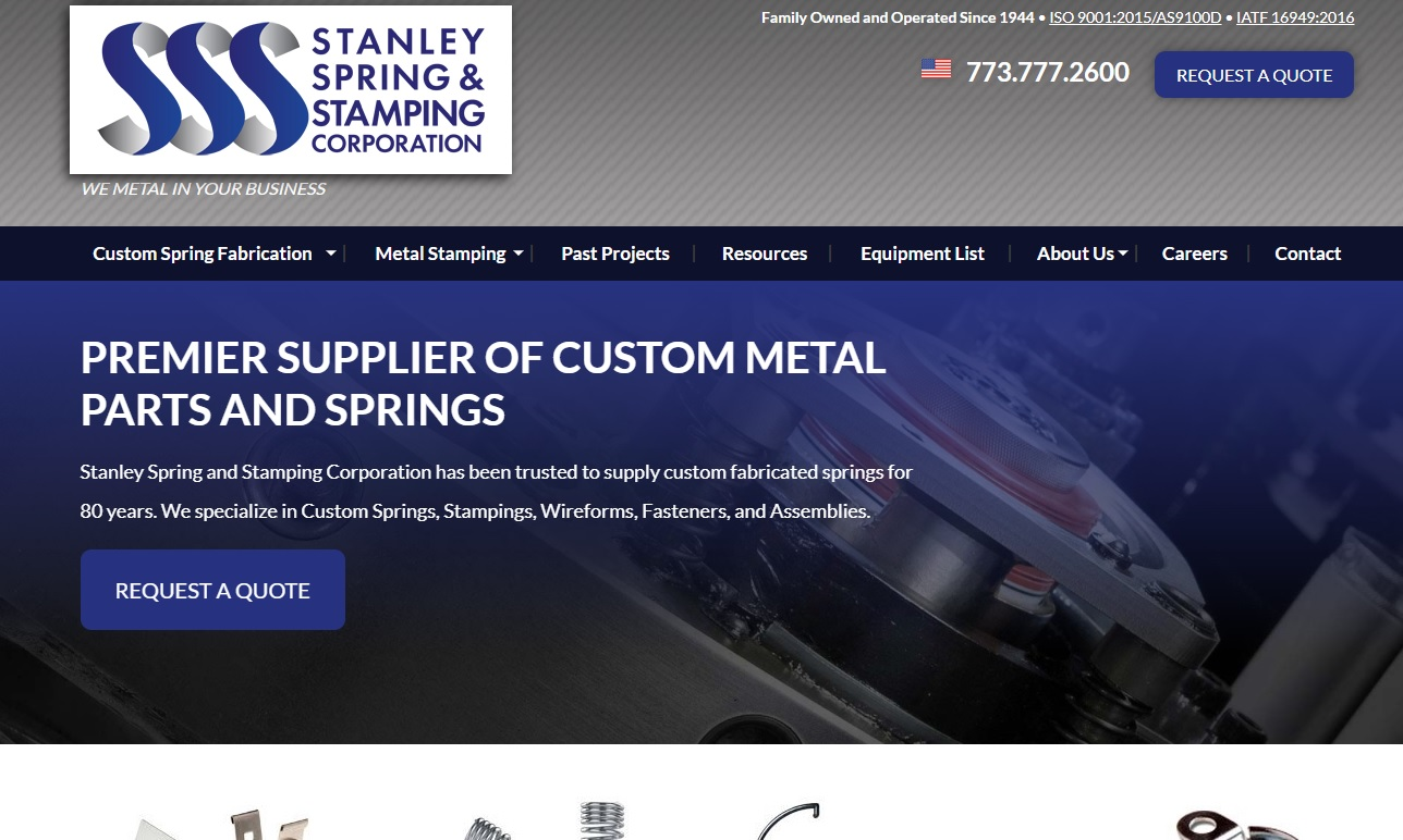 Stanley Spring and Stamping Corporation